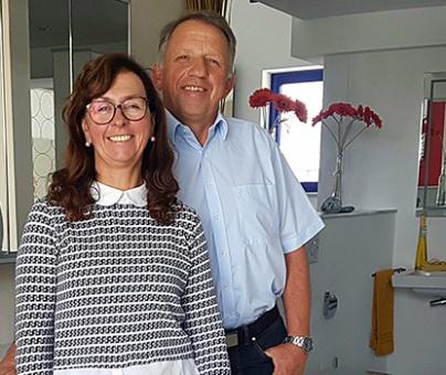 Helga und Robert Springmann